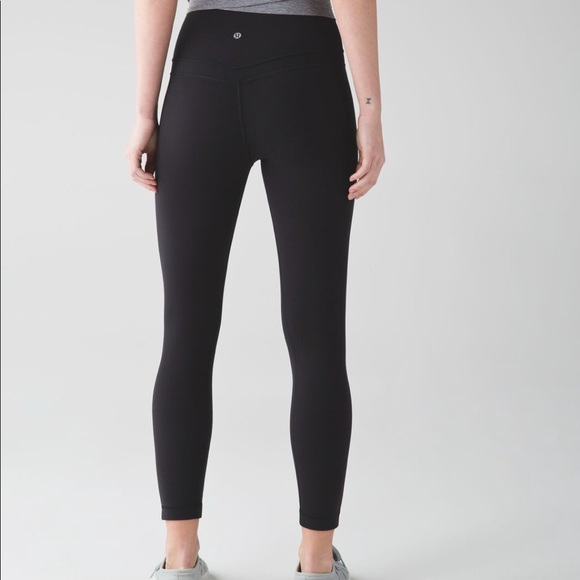 bea215e3b5 lululemon athletica Pants - Lululemon Align 1 Yoga Pant Legging Black
